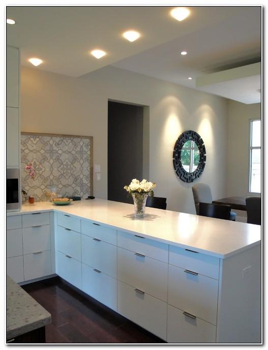 Low Profile Kitchen Cabinet Pulls