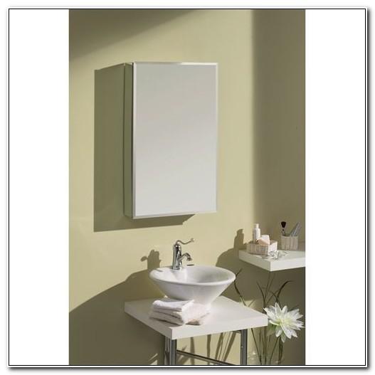 Maax Mirrored Bathroom Wall Cabinets