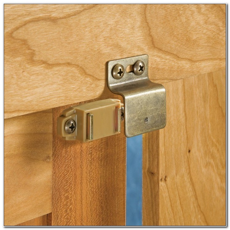 Magnetic Latches For Kitchen Cabinets