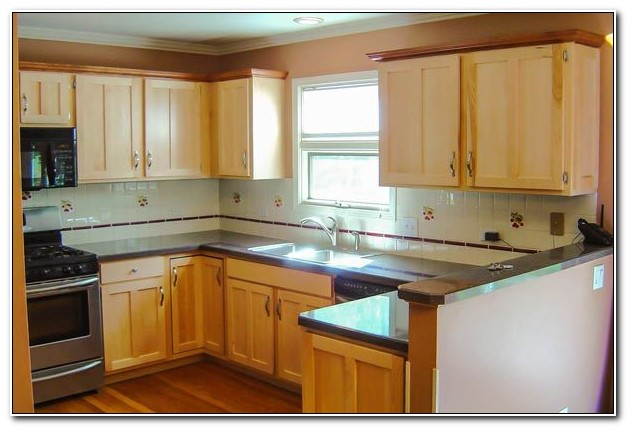 Maple Crown Molding For Kitchen Cabinets