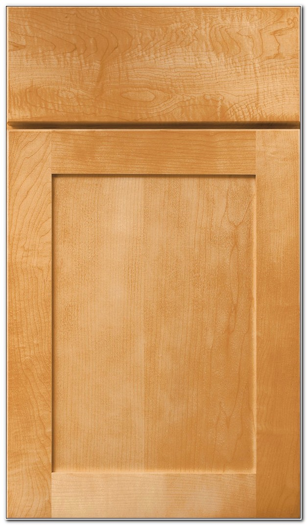 Maple Shaker Cabinet Doors