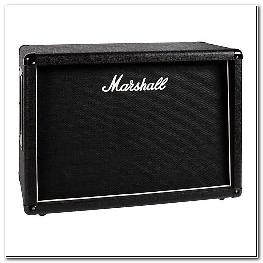 Marshall Mx212 2x12 Guitar Speaker Cabinet