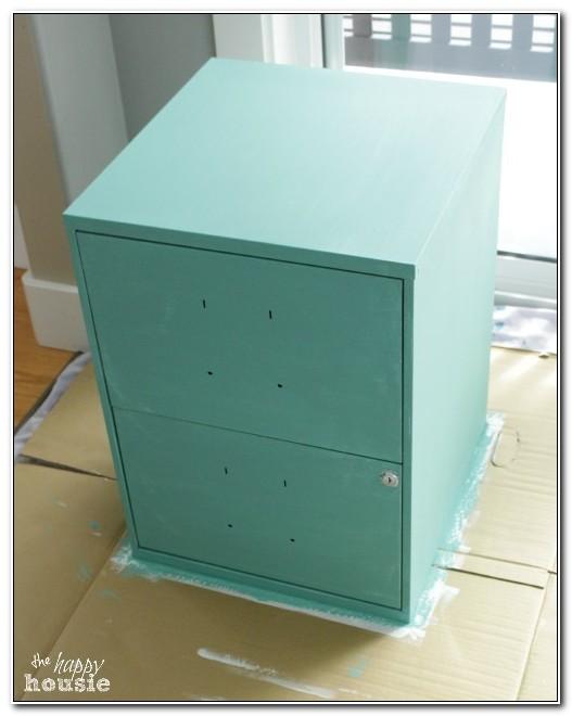 Martha Stewart File Cabinet Paint