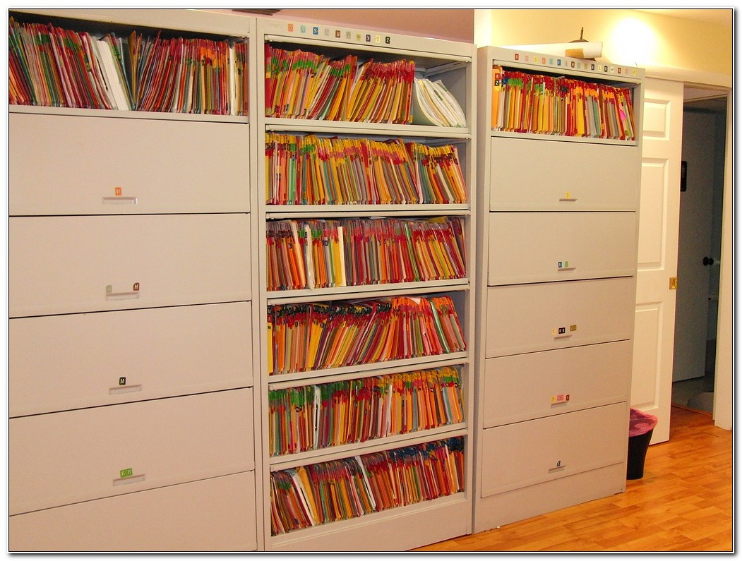 Medical Records Filing Cabinets