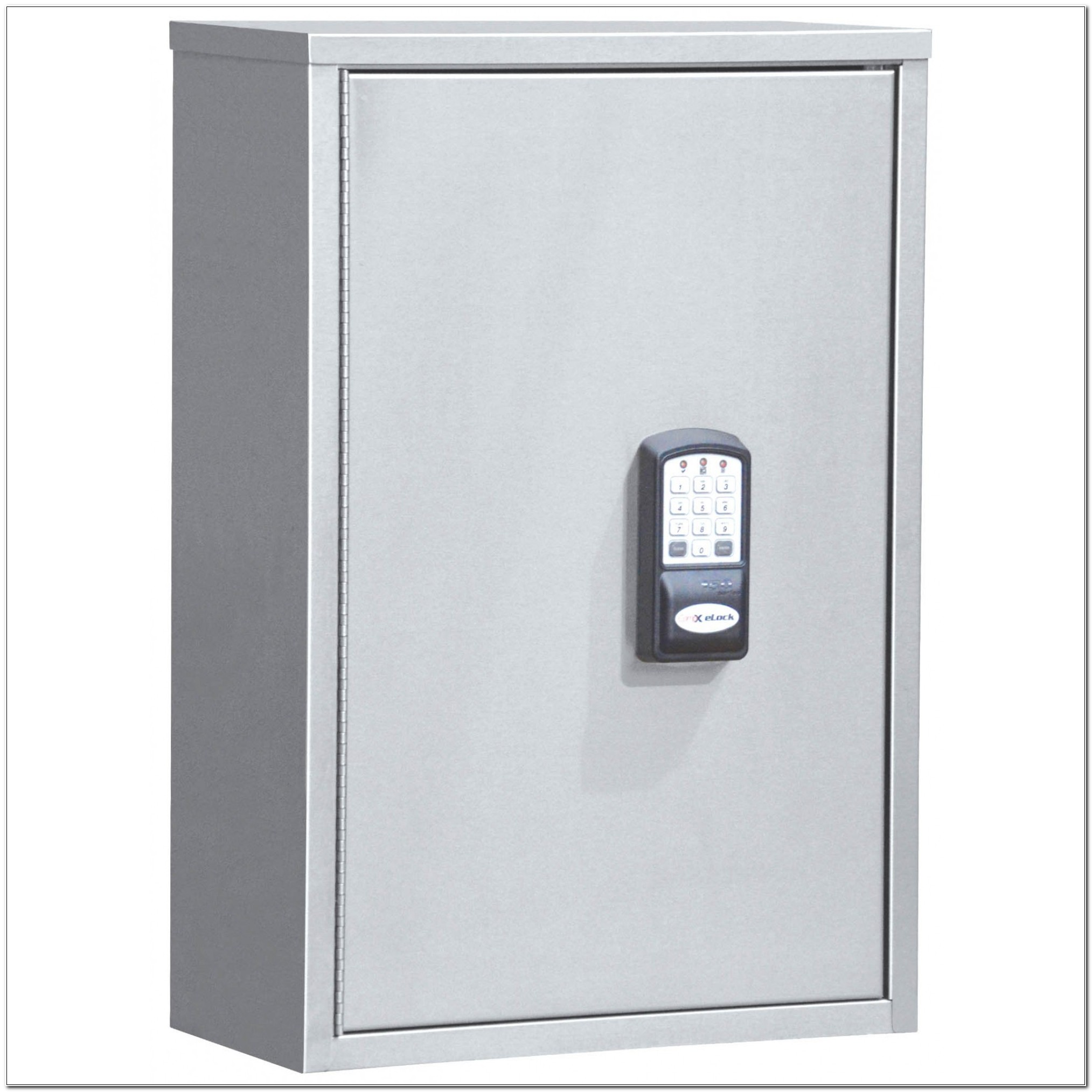 Medicine Cabinet With Combination Lock