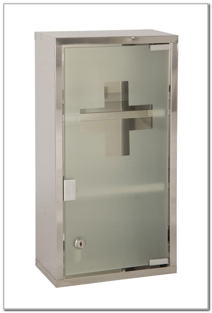 Medicine Cabinet With Lock Canada