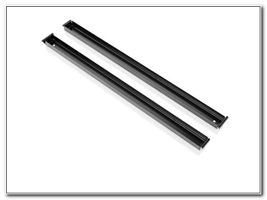 Meridian Lateral File Cabinet Rails