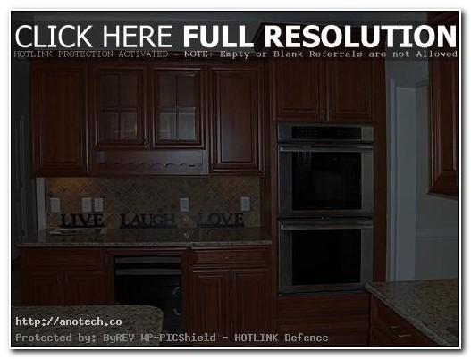 Merillat Double Wall Oven Cabinet