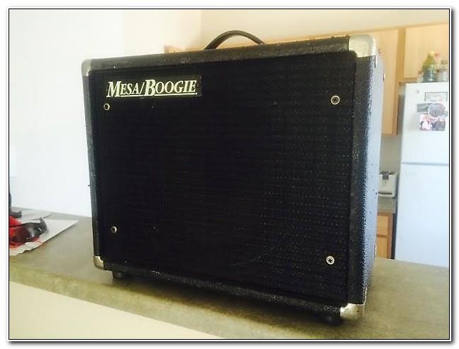 Mesa Boogie 1x12 Cabinet Black Shadow