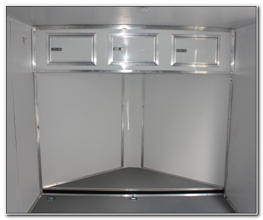 Metal Cabinets For Enclosed Trailers