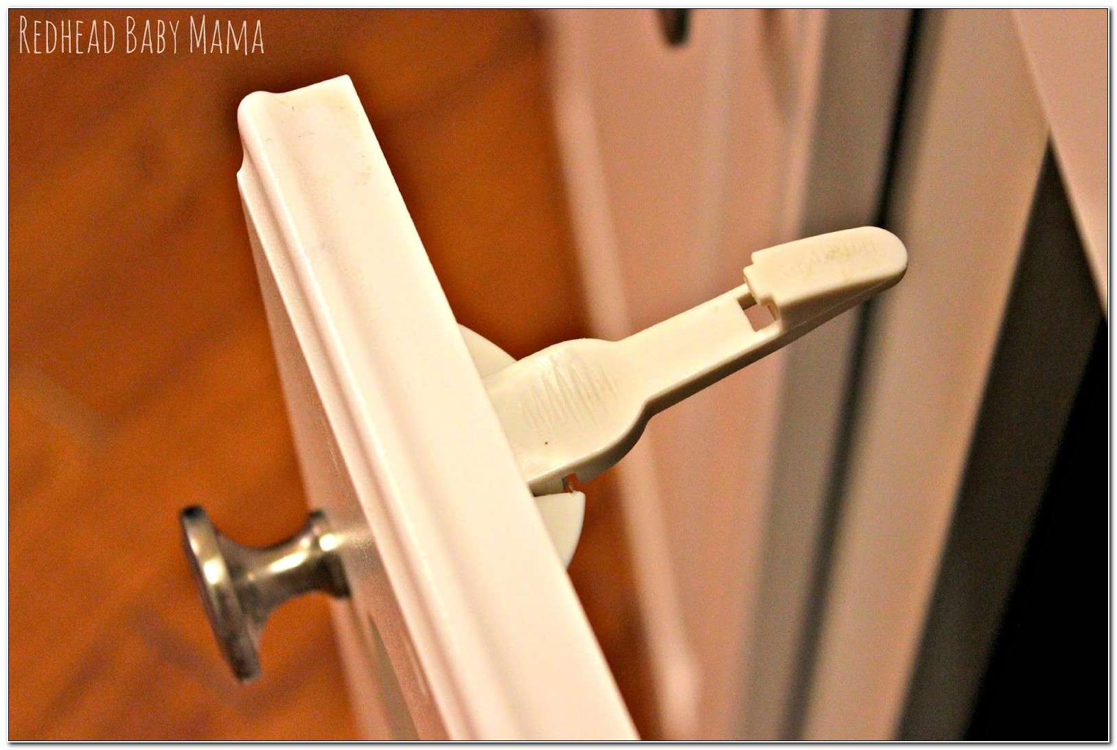Metal Child Proof Cabinet Latches