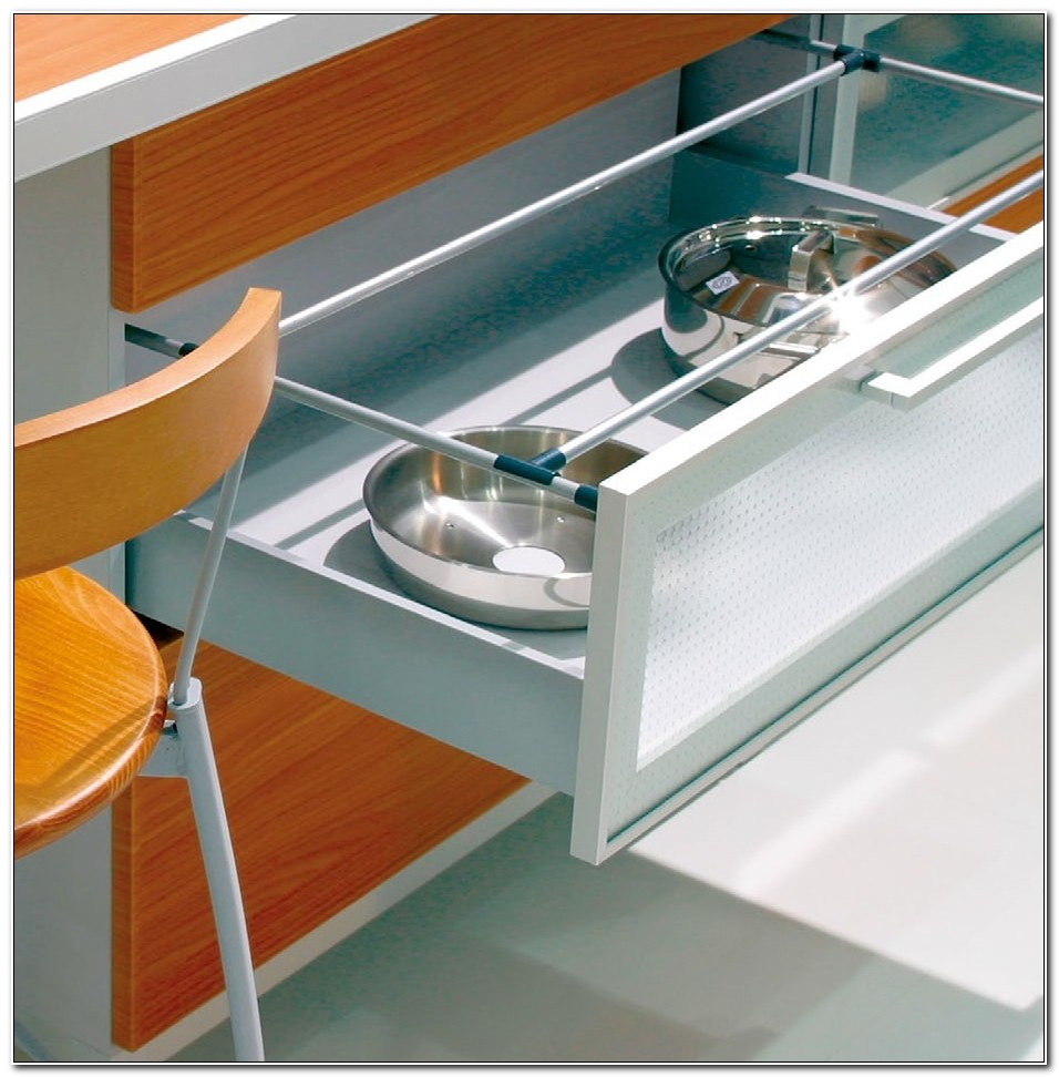 Metal Drawers For Kitchen Cabinets