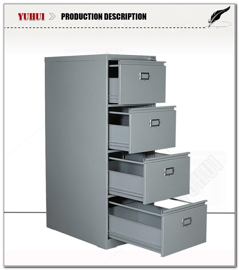 Metal Filing Cabinet Drawer Slides