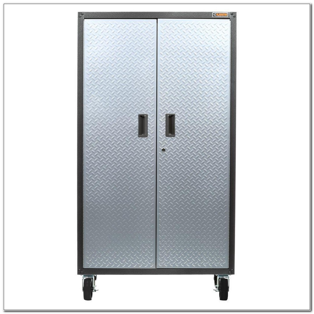 Metal Garage Cabinets Home Depot