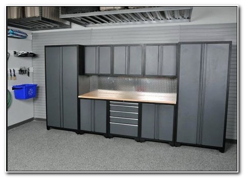 Metal Storage Cabinets For Garages
