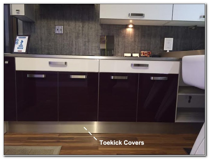 Metal Toe Kick For Cabinets