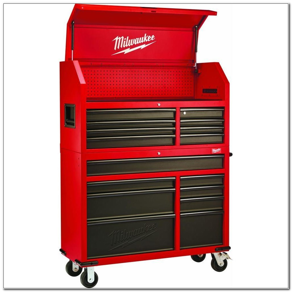 Metal Tool Cabinet On Wheels