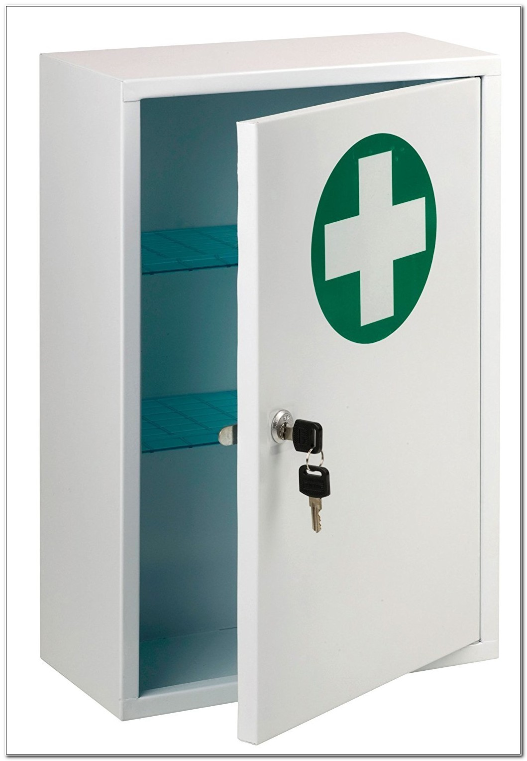 Metal Wall Mounted First Aid Cabinet