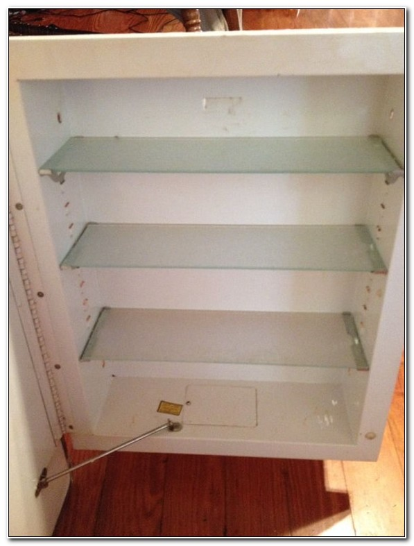 Miami Carey Medicine Cabinet Replacement Shelves