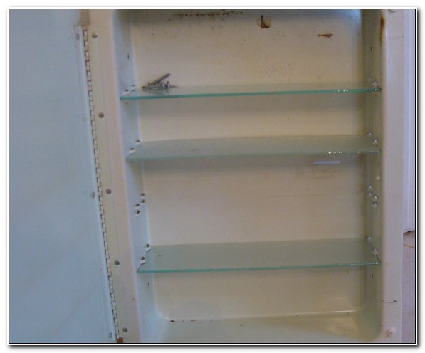 Miami Carey Medicine Cabinet Shelves
