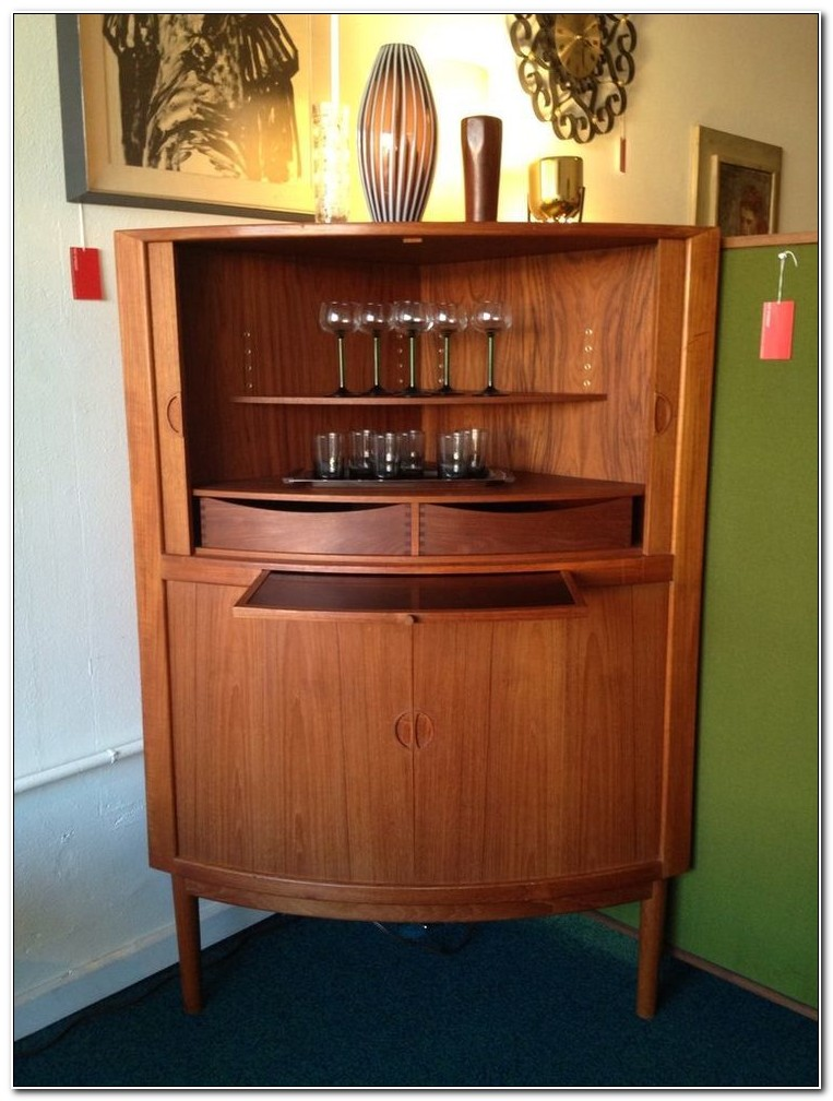 Mid Century Modern Furniture Bar Cabinet
