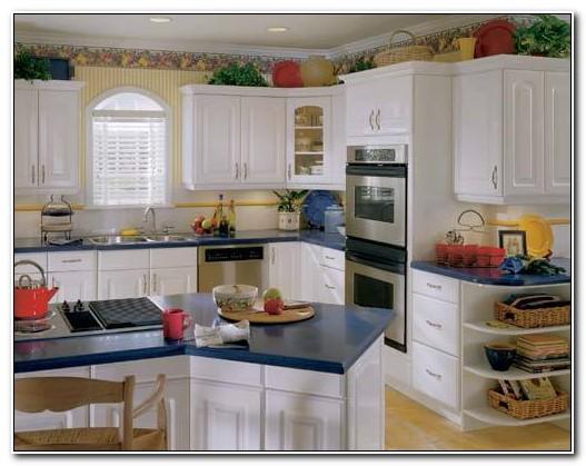 Mills Pride Maple Kitchen Cabinets