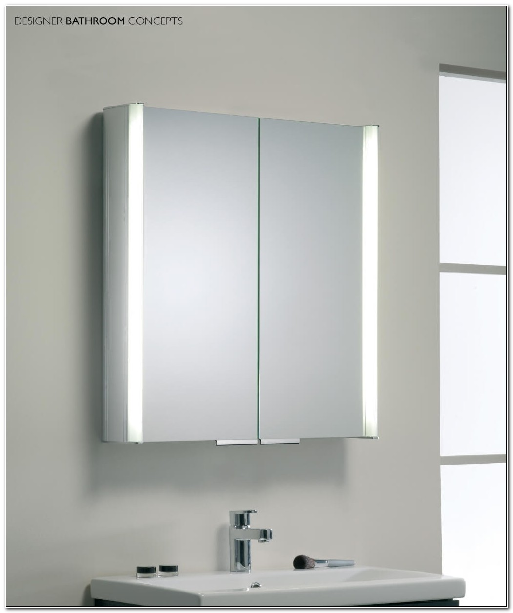 Mirror Shaving Cabinets With Lights