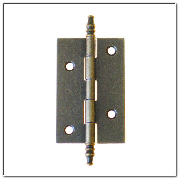 Mission Style Cabinet Hinges