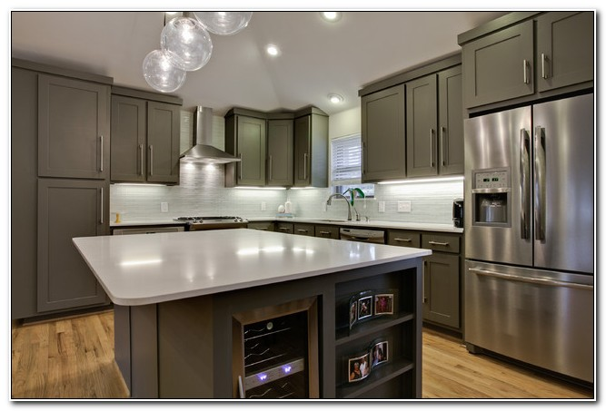 Modern Crown Molding For Kitchen Cabinets