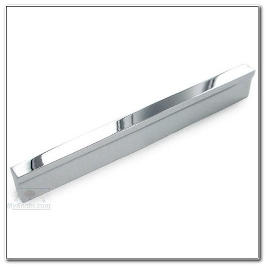 Modern Polished Chrome Cabinet Handles
