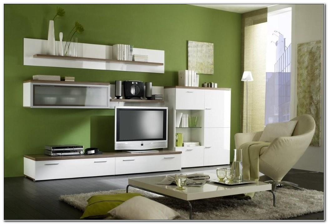 Modern Wall Unit Living Room Furniture