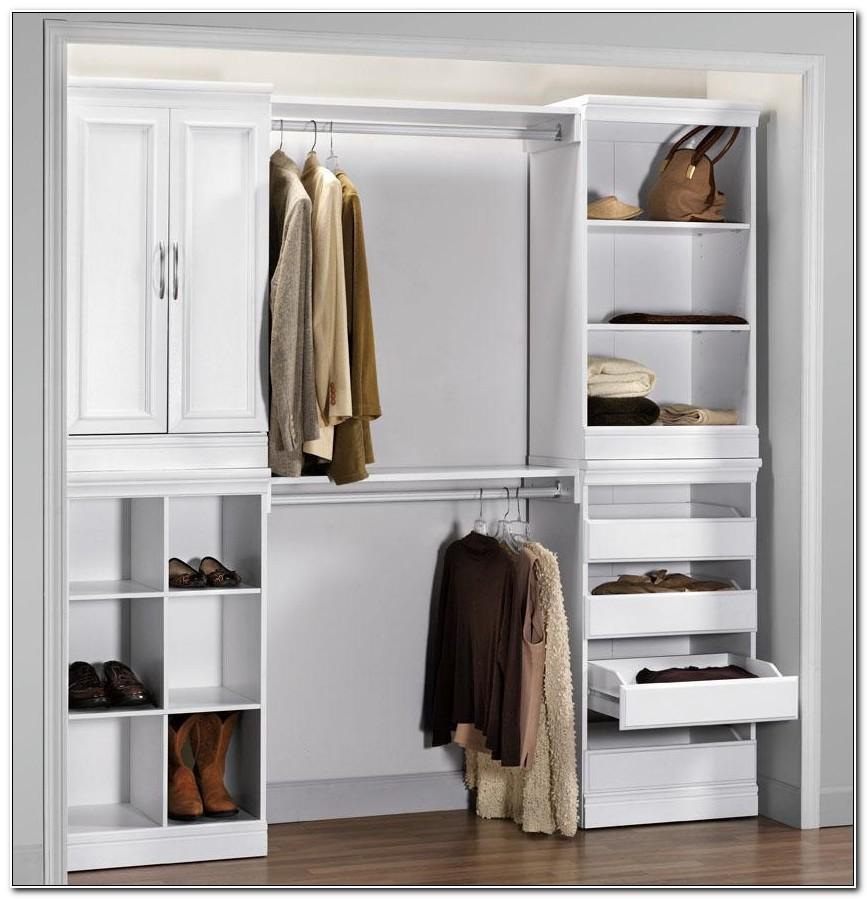 Modular Closets And Cabinets
