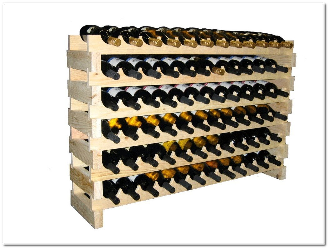 Modular Wine Rack Plans Free