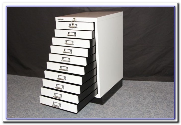 Multi Drawer Filing Cabinet Ebay