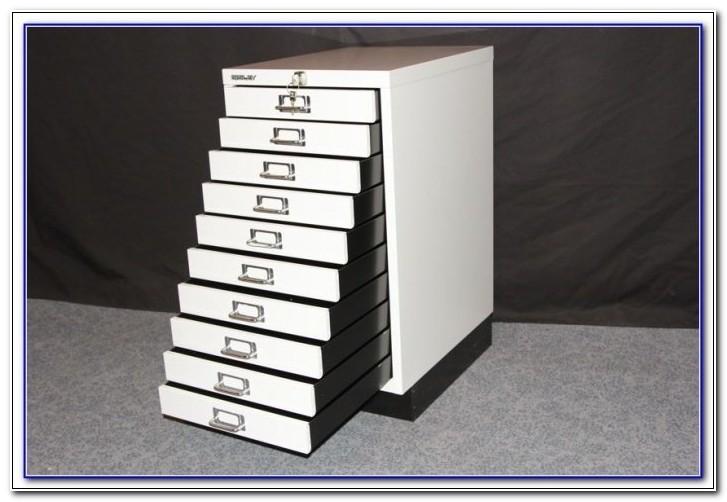 Multi Drawer Filing Cabinet Used