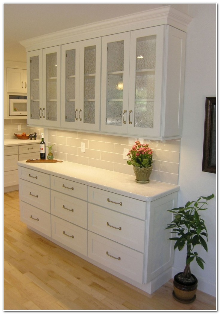 Narrow Depth Kitchen Base Cabinets