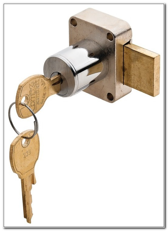 National Cabinet Lock Key 915