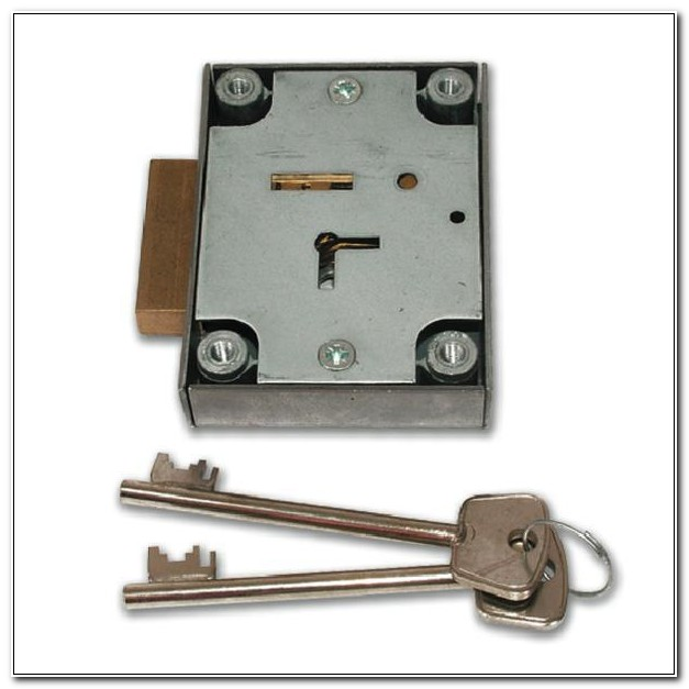 National Cabinet Lock Mailbox Key Replacement