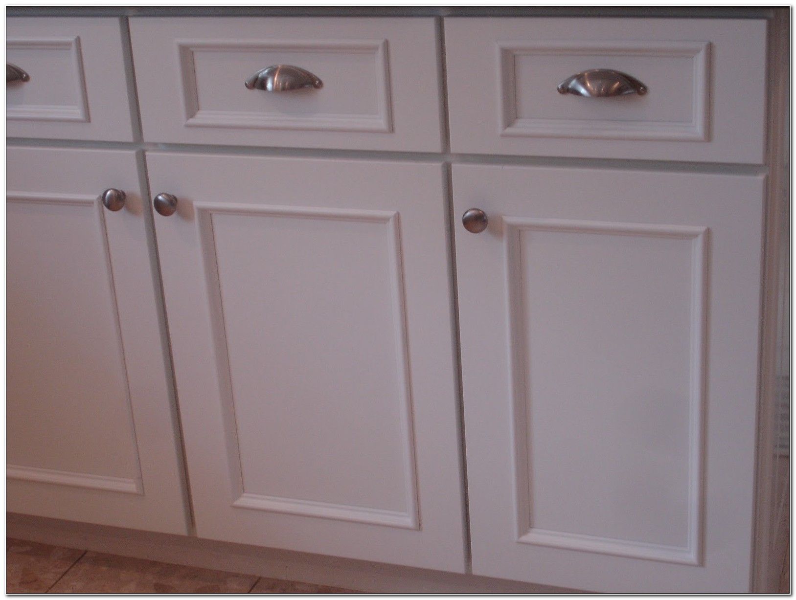 New Cabinet Doors And Drawers