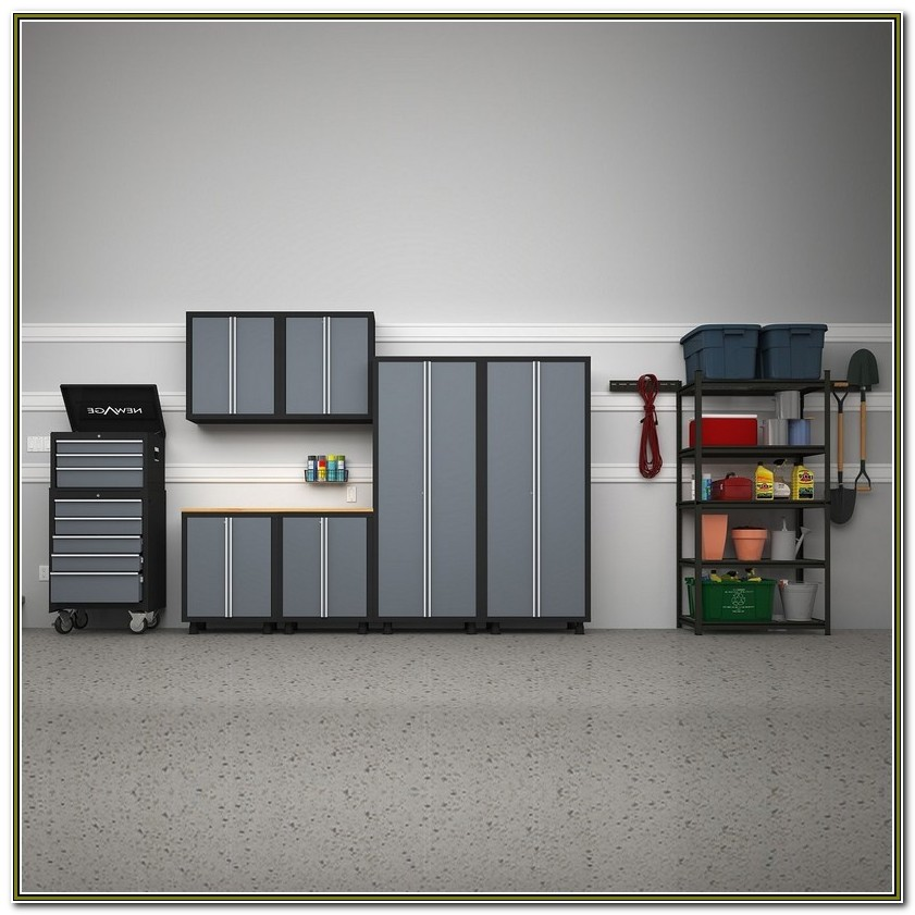 Newage Garage Cabinets Home Depot