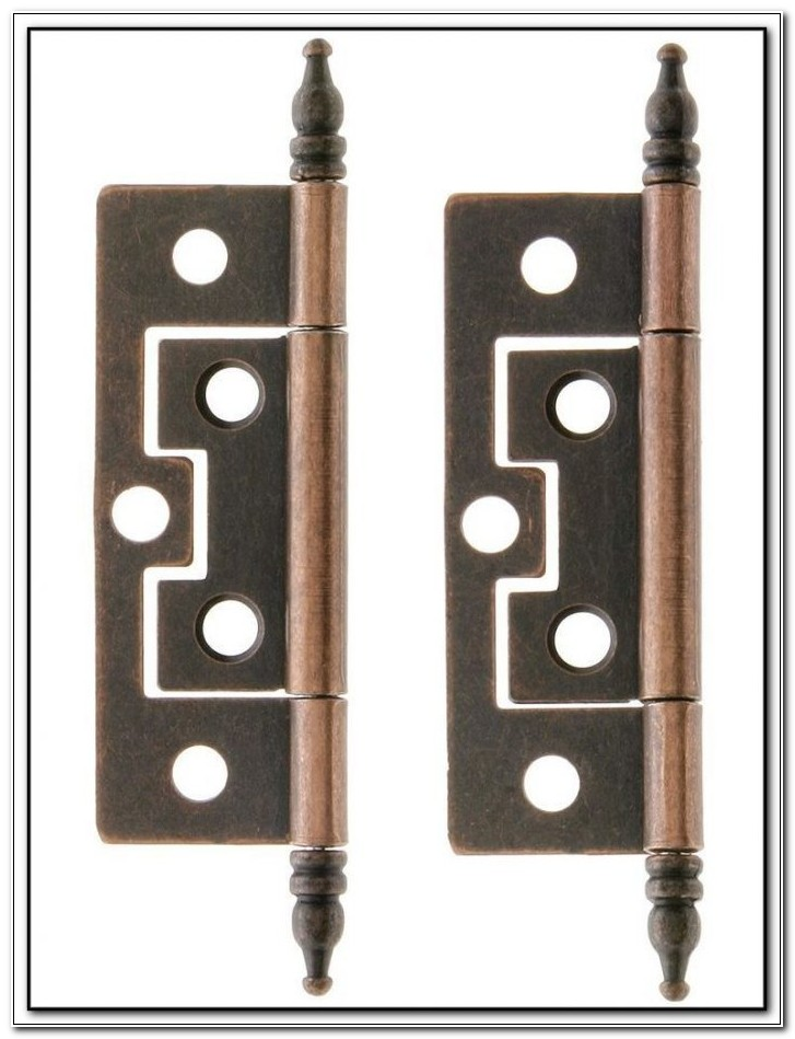 Non Mortise Cabinet Hinges Oil Rubbed Bronze