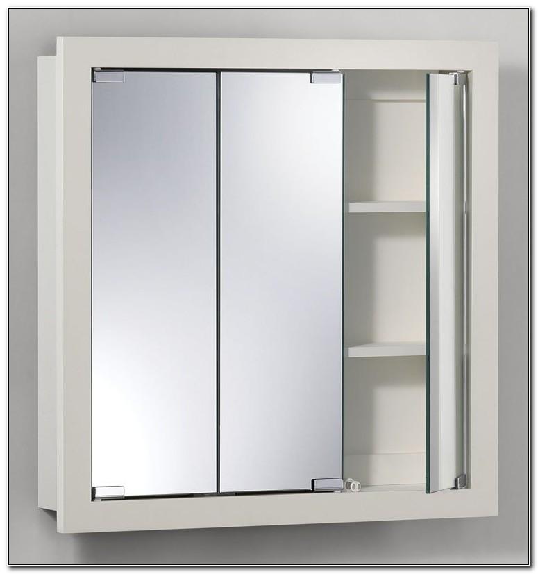 Nutone Framed Recessed Medicine Cabinet