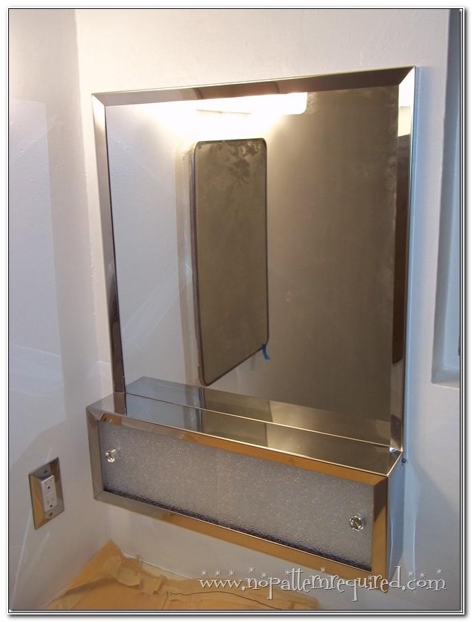 Nutone Recessed Medicine Cabinets