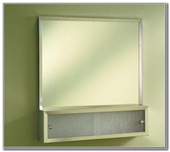 Nutone Recessed Mirrored Medicine Cabinets