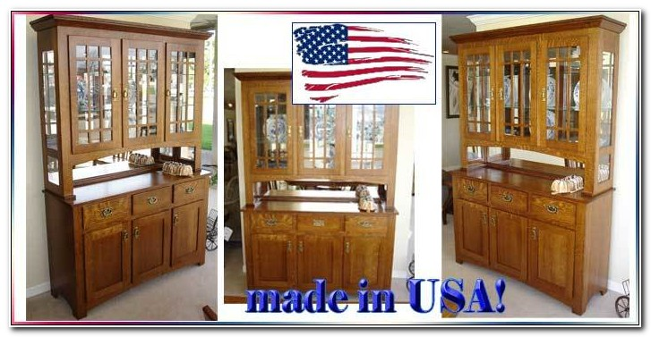 Oak China Cabinets And Buffets
