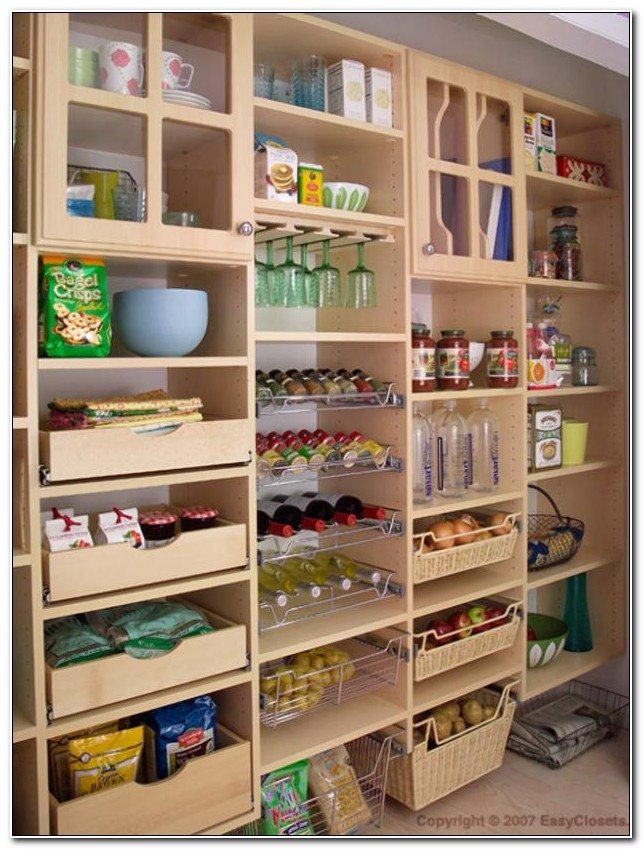 Organizers For Kitchen Cabinets