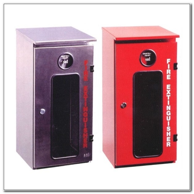 Outdoor Fire Extinguisher Cabinets