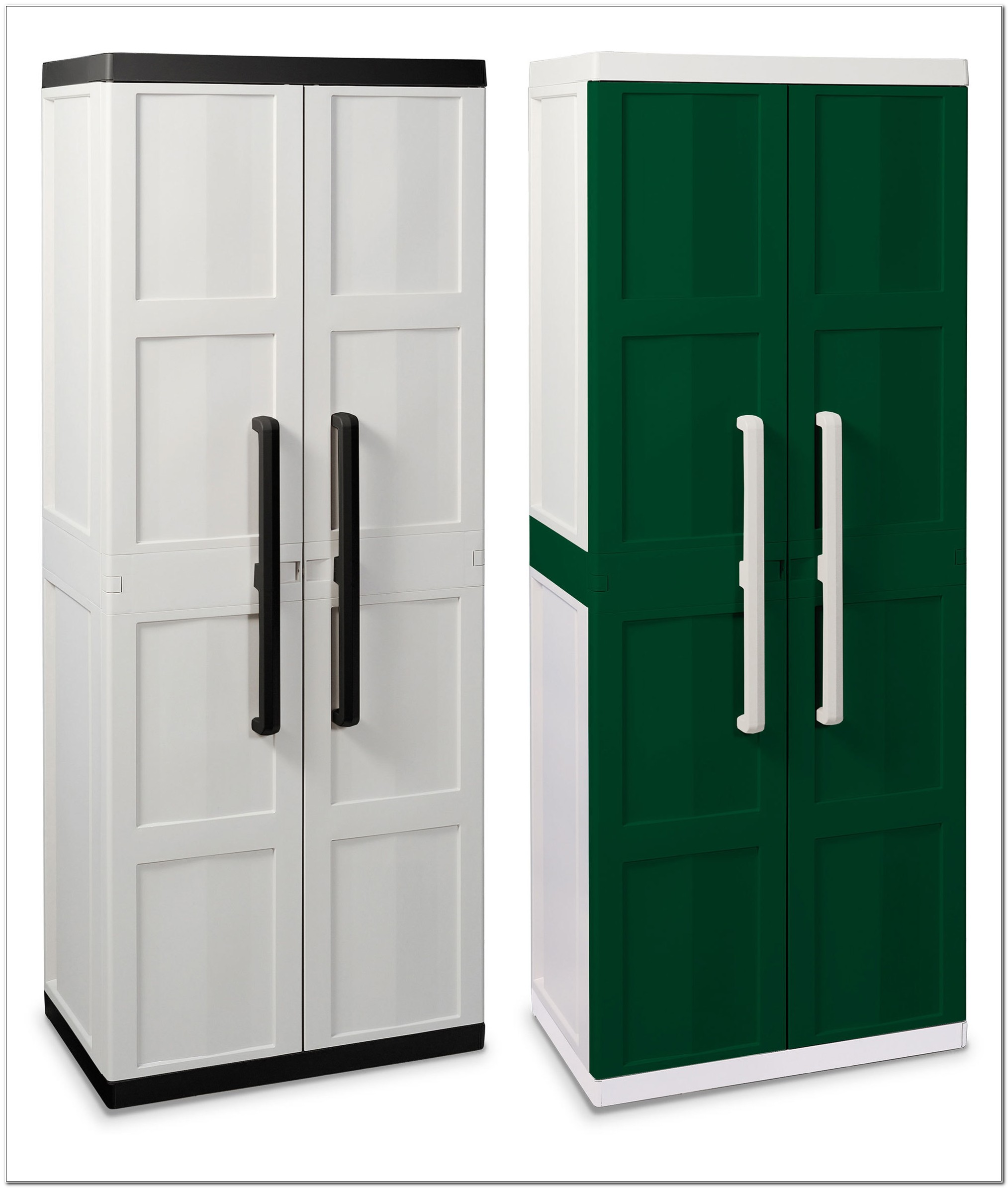 Outdoor Plastic Storage Cabinets With Doors