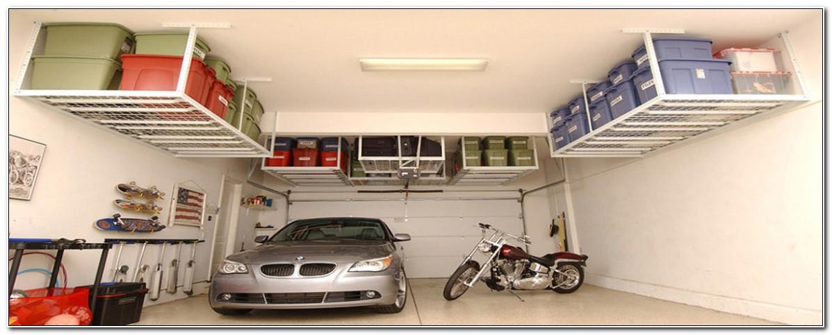 Overhead Garage Storage San Diego