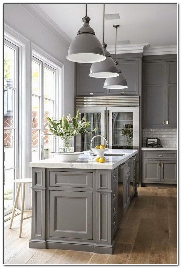 Paint Kitchen Cabinets Ideas What Color